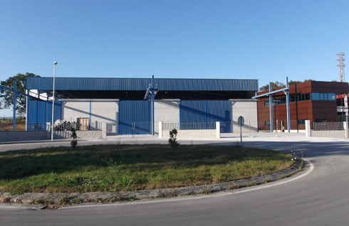 Nuestras Instalaciones en Nava, Asturias (España)